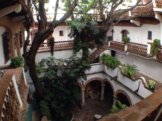 Hotel Los Arcos: Interior