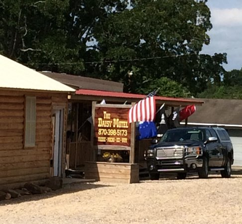 Daisy Motel in Kirby, AR  June 2014