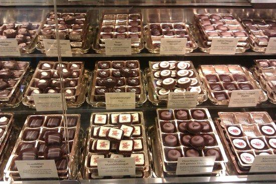 Rausch Schokoladenhaus: Pralines
