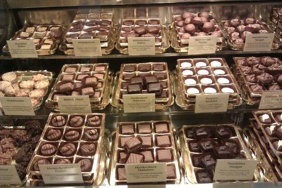Rausch Schokoladenhaus - Cafe & Restaurant : Pralines
