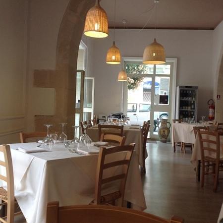 Syraka Sicilian Restaurant: интерьер ресторана