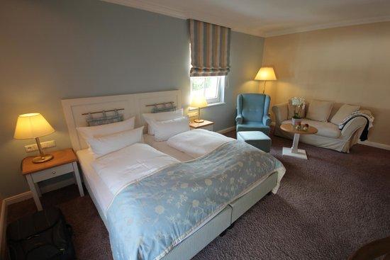 Romantik Hotel Fuchsbau: Doppelzimmer