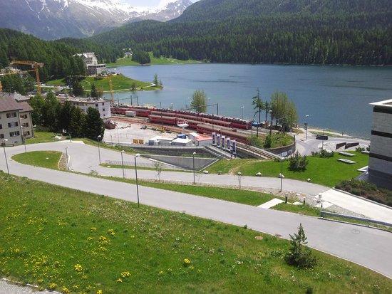 Alpes suizos, Suiza: Saint Moritz