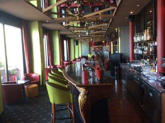 Post Hotel Weggis: Hotel bar