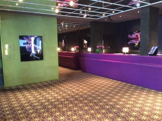 Post Hotel Weggis: Reception
