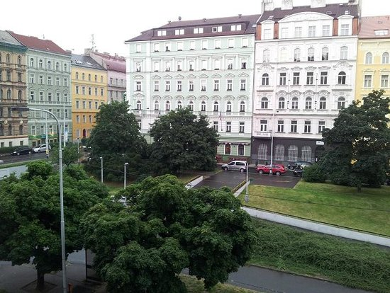 Prague Centre Plaza: Hotel surrounding