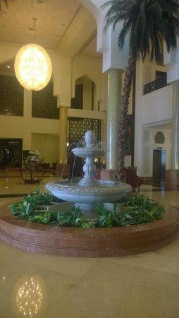 Kempinski Hotel Ajman: Reception Area