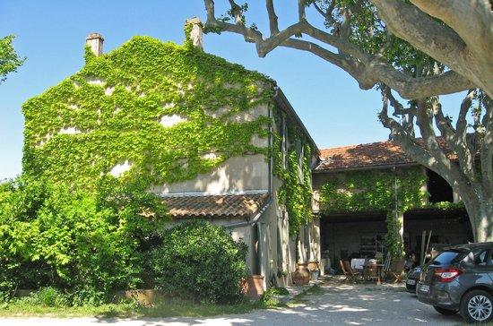 Le Mas Ferrand : La Mas Ferrand original building