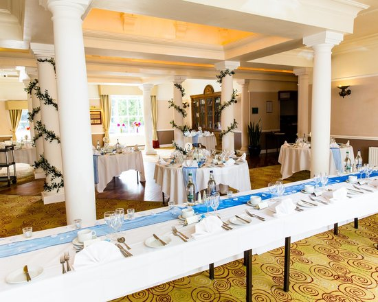 Holiday Inn Milton Keynes East - M1 Jct 14: The Pillars Reception Room