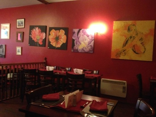 The Red Room: The Restaurant