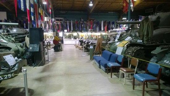 U.S. Veterans Memorial Museum: Whats to see