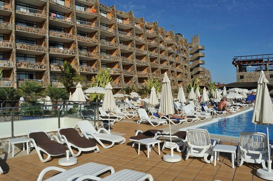 Gloria Palace Amadores Thalasso & Hotel: Bolc 1