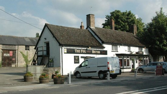 The Fox & Hounds at Ardley: Top marks!!