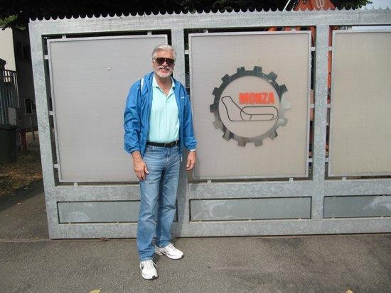 Autodromo Nazionale Monza : Portão de entrada à tribuna