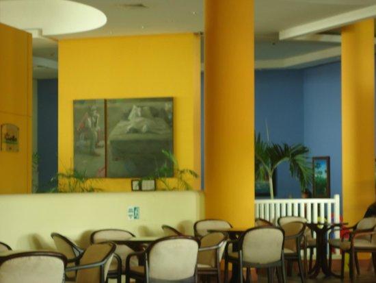 Barcelo Colon Miramar: Salón