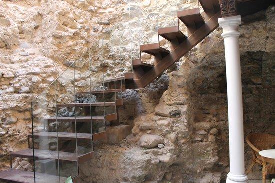 Alhambra Apartamentos Turisticos : particolare dell'hotel