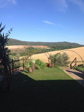 Agriturismo La Svolta: Giardino