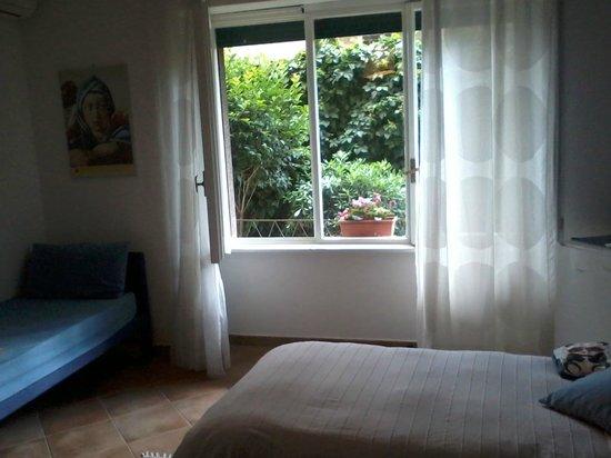 Domus Prati B&B : Nice big windows