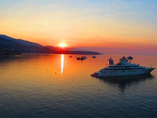 Fairmont Monte Carlo: Sunrise