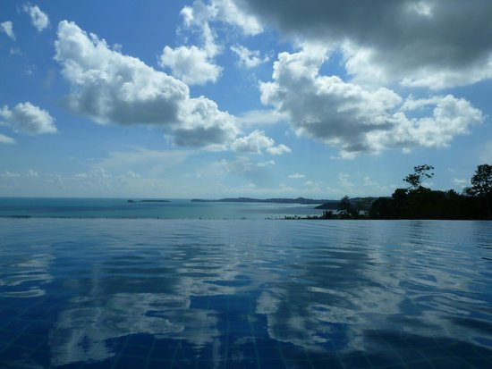 Mantra Samui Resort : Pool view