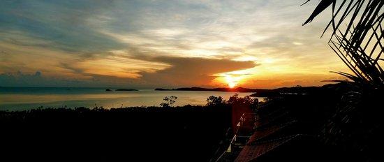 Mantra Samui Resort: Mantra sky