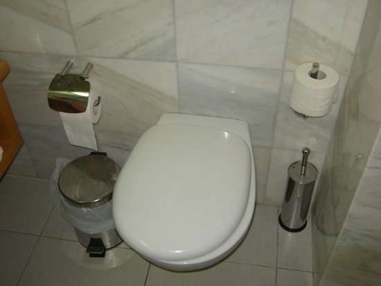 Miramare Resort & Spa : туалет