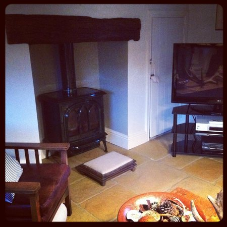 Mill House B&B: The snug