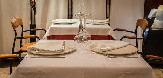 La Alqueria Hotel : Montaje comedor
