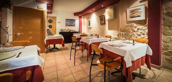 Hotel La Alqueria: Restaurante