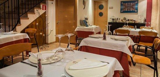 Hotel La Alqueria: Comedor