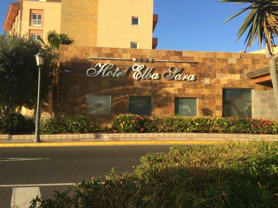 Hotel Elba Sara: Entrance