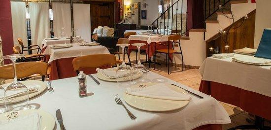 Hotel La Alqueria: Vista comedor
