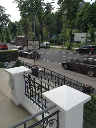 Eilenau Hotel: View