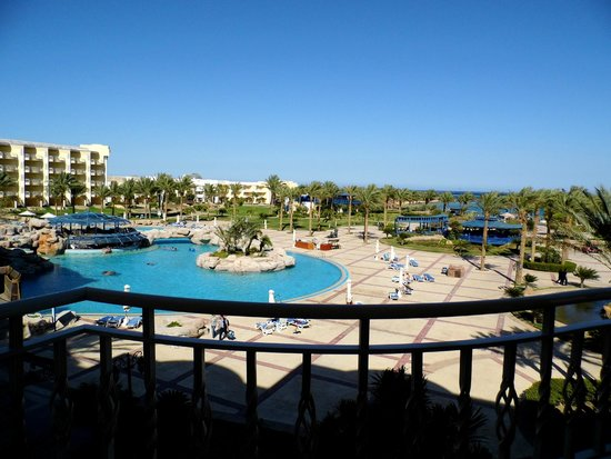 SENTIDO Palm Royale Soma Bay: view from 1266