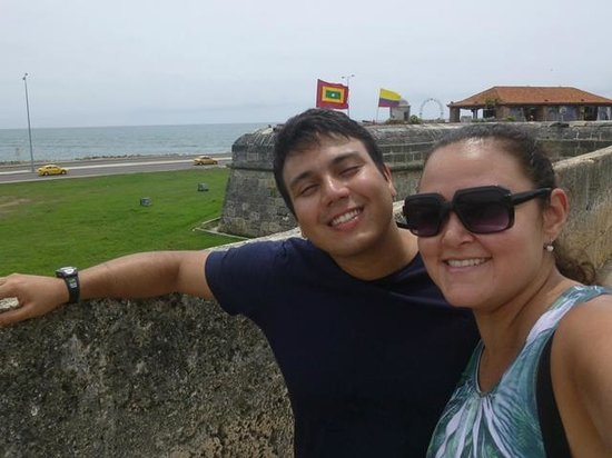 Muraille : Sobre as muralhas de Cartagena