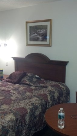 Park Tower Inn : Comfortable Beds