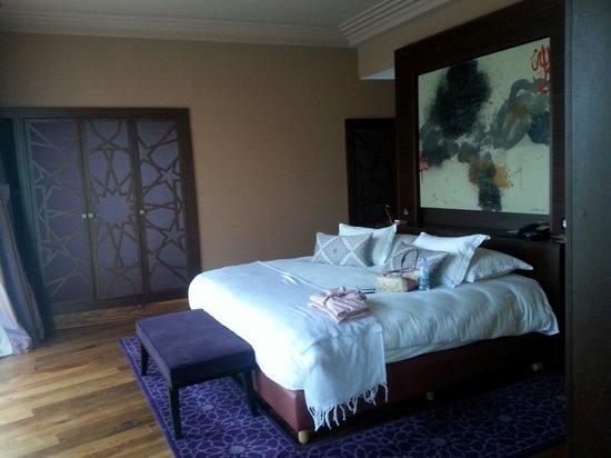 The Pearl Marrakech : Bedroom in suite