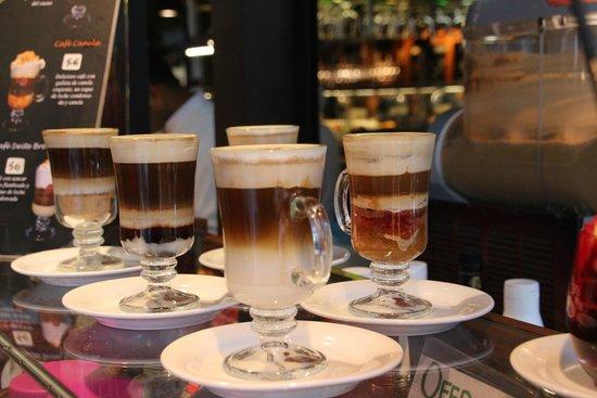 Cafe del Art: Cafés