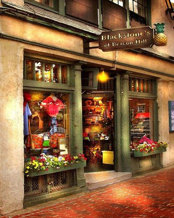 Blackstone's of Beacon Hill
