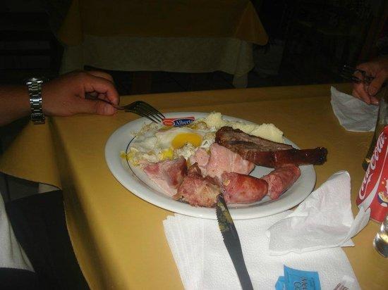 Master Hotel: don alberto cena