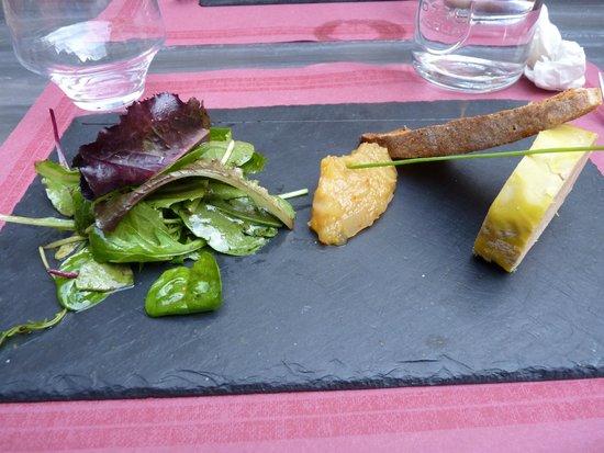 Chez Peyro : Le foie gras