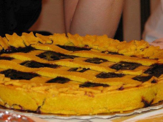 """""""Il Console"""" dei f.lli Allegra: ecco la torta celiaca e non solo"""
