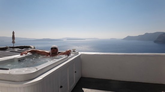 Art Maisons Luxury Santorini Hotels Aspaki & Oia Castle : Relaxing