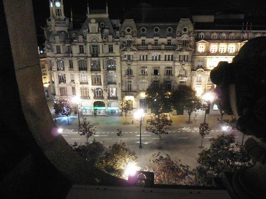 Hotel Universal: Vue de la chambre