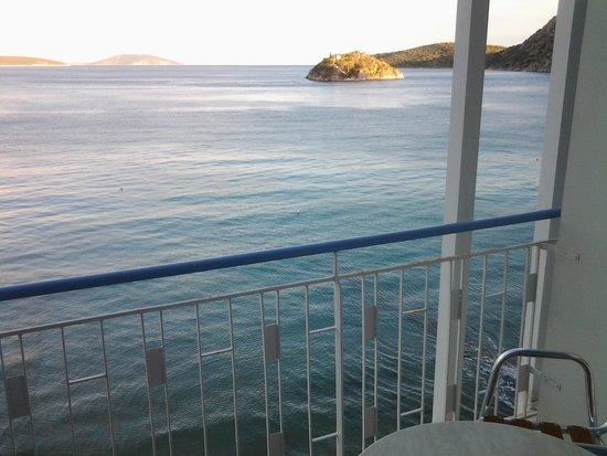 Hotel Tolo: seaview