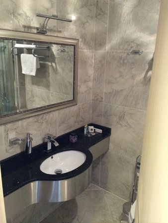 Buyukada Princess Hotel: banyo