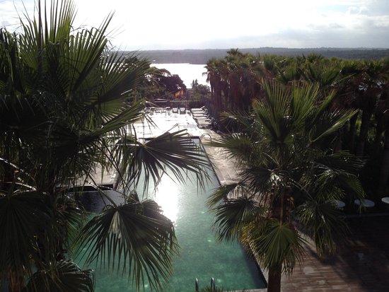 Lago Montargil & Villas: Vista do quarto