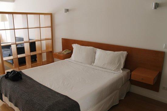 Vila Bicuda Resort : soggiorno