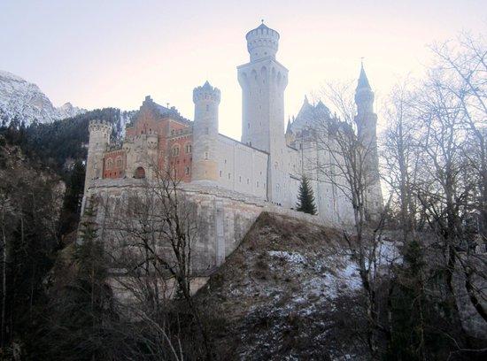 Castillo de Neuschwanstein: Castello