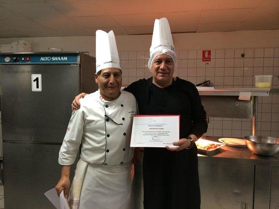 Swissotel Lima: Con certificado y todo